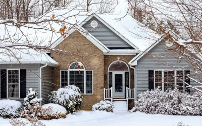 Winterizing Your Home – Part 1 ~ A Home Inspector's Perspective