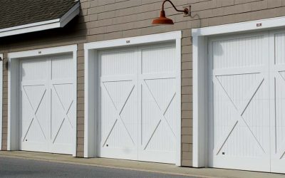 Garage Hazards Part 2: Garage Doors – A Home Inspector's Perspective
